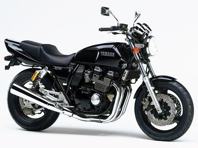 ヤマハXJR400 女子バイク 400CC