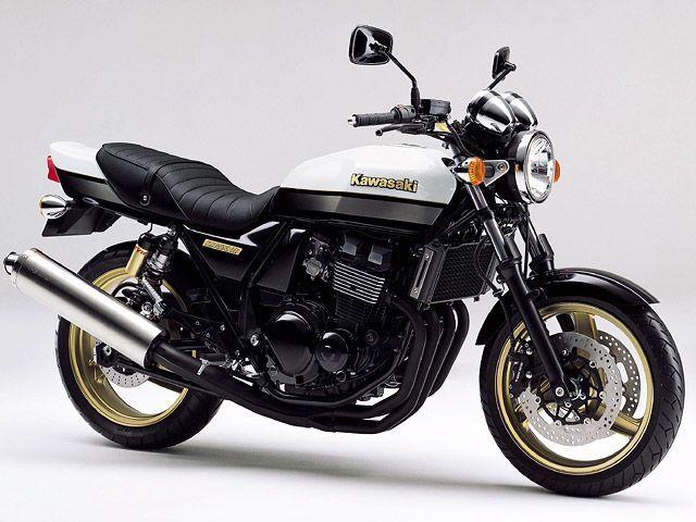 ZRX400-Ⅱ 女子バイク 400CC