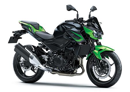 バイク女子おすすめ400ccZ400
